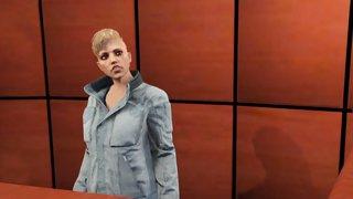 Nettie gets Contempt of Court