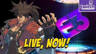 GG Strive News, E3 Plans/Predictions, Virtua Fighter Later!  !ads !nzxt (6-4)
