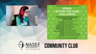 Highlight: Community Game Night! | NASEF Community Club