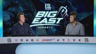 BIG EAST League of Legends Regular Season - Week 2