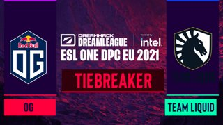 Dota2 - OG vs. Team Liquid - Game 1 - DreamLeague Season 14 DPC: EU - Tiebreaker - Round 1