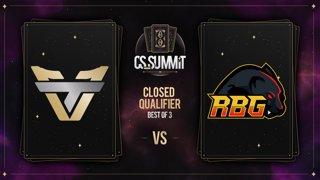 Team One vs RGB Esports (Inferno) - cs_summit 8 CQ: Losers' Round 1 - Game 1