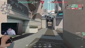 Highlight: MOST INTENSE 1v1 IN MY WHOLE LIFE - VALORANT