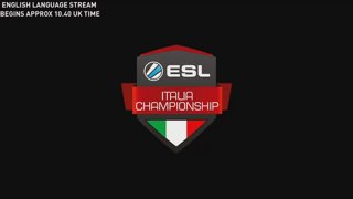 League of Legends - Outplayed vs Team Forge - Grand Finals - ESL Italia Championship Finals