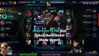 Highlight: 17/5/8 Beast! Teemo turns the game around again!