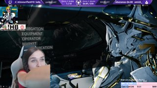 2 Year Twitch Anniversary  | Warframe subs.twitch.tv/khaljiit