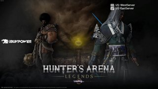 hunters arena