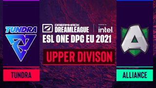 Dota2 - Alliance vs. Tundra Esports - Game 2 - DreamLeague Season 14 DPC: EU - Upper Division