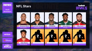 Twitch Rivals: Streamer Bowl Draft Showdown!