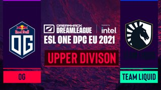 Dota2 - OG vs. Team Liquid - Game 1 - DreamLeague Season 14 DPC: EU - Upper Division