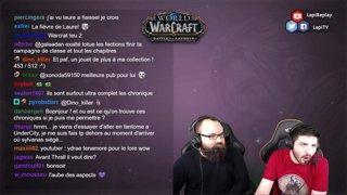 World of Warcraft #BFA : Patch 8.0 Le scenario de Lordaeron