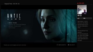 Until Dawn - First Time Playing - Streamed 09/07/17