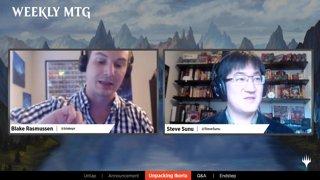 Weekly MTG: Ikoria Tabletop Release Pack Cracking!