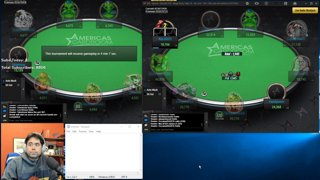 Poker on America's Cardroom July 12, 2020 - Without Music