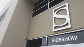 TOUR OF SIDESHOW COLLECTIBLES HQ!!!