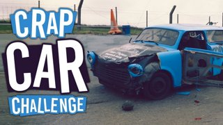 HOW IS THIS CAR STILL WORKING?! | The Crap Car Challenge #3