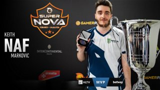NAF - HLTV MVP by betway of SuperNova CS:GO Malta