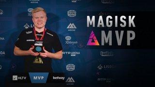 HLTV MVP by betway of BLAST Pro Series Lisbon 2018