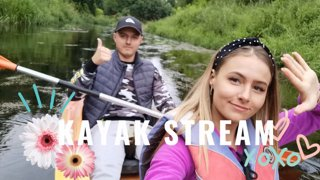 SECRET KAYAK STREAM FROM SUMMER WITH SKY AND HER BROTHER
