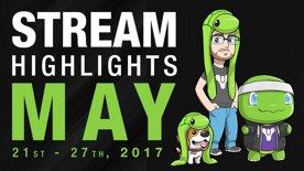 Highlights May21 - May27, 2017