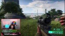 SICK schnipper shot in Battlefield 2042