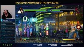 Falando de Animações em Fighting Games