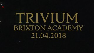 Trivium - Live in London, UK (21.04.2018) I Full Show