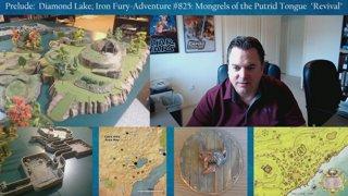 "Prelude:  Greyhawk; Iron Fury:  Adventure #825 - Mongrels of the Putrid Tongue ""Revival"""