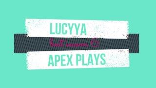 lucyya Apex plays of  season 6 compilation