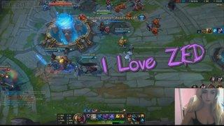 ZED is my new favorite assasin (GRANDE FINALE)