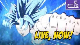 UI GOKU MORE TRAINING DBFZ & More Stuff Later? !gear (5-20)