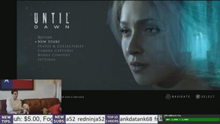 Until Dawn Part 1