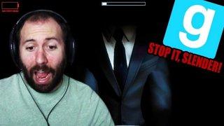 IRRESISTIBLE SLENDY LOVE  | GMod Stop It Slender Part 10