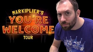 BEHIND THE SCENES AND SNEAK PEEK | Markiplier's You're Welcome Tour