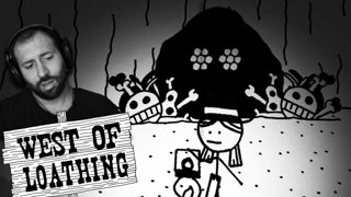 BAD-THING CAVE, WORSE-THING CAVE | West of Loathing Part 7