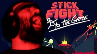 ANGER, MISERY | Stick Fight: The Game Part 3