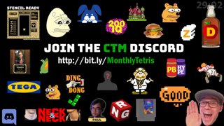 Classic Tetris Monthly - December 2019 - Main Event (December 7, 2019)