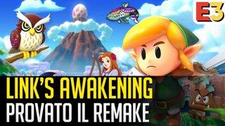 The Legend of Zelda Link's Awakening - provato il remake con la demo dell'E3 2019
