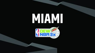 Dew NBA 3X - Miami