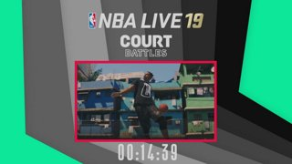 NBA LIVE 19 - Court Battles Reveal