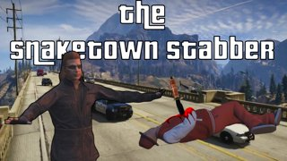 Paul Gooseman - The Snaketown Stabber