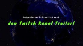Kanaltrailer von Patroklos111