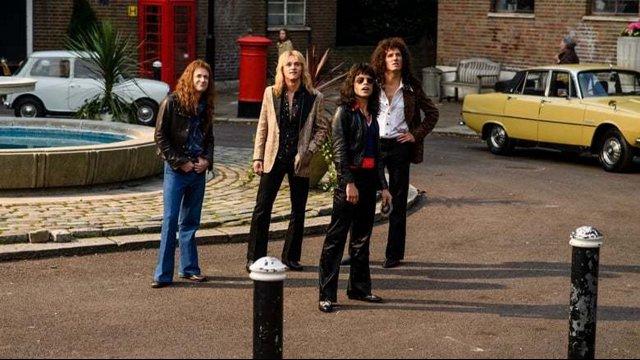 Bohemian Rhapsody P E L I C U L A Completa 2 0 1 8 Gk Films Gratis En Español Latino Hd Putunewatinah L2db Info En