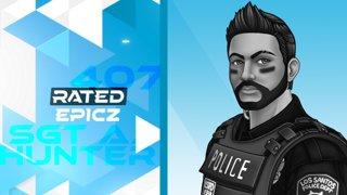 Sgt. A.J. Hunter   McClane Duo   Steele's Breakdown & Citywide Chases • 16 Feb 2020