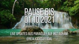 Pause bis 01.10.2021