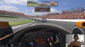 RyanL83 iRacing Classics: The Closet Indycar Race Ever!