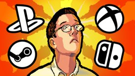 AVGN Deluxe is available on Playstation, Xbox, Nintendo Switch, and Steam!