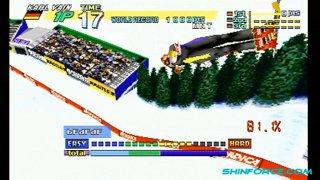 Winter Heat :: Sega Saturn :: Aerial 1083 pts
