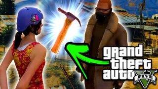 Harry and the Hammer | GTA 5 RP #3