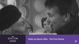 Doctor Who - First Doctor Promo